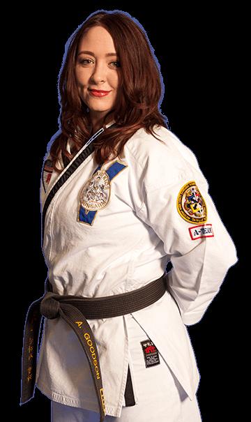 Abigail Stoms Karate Atlanta